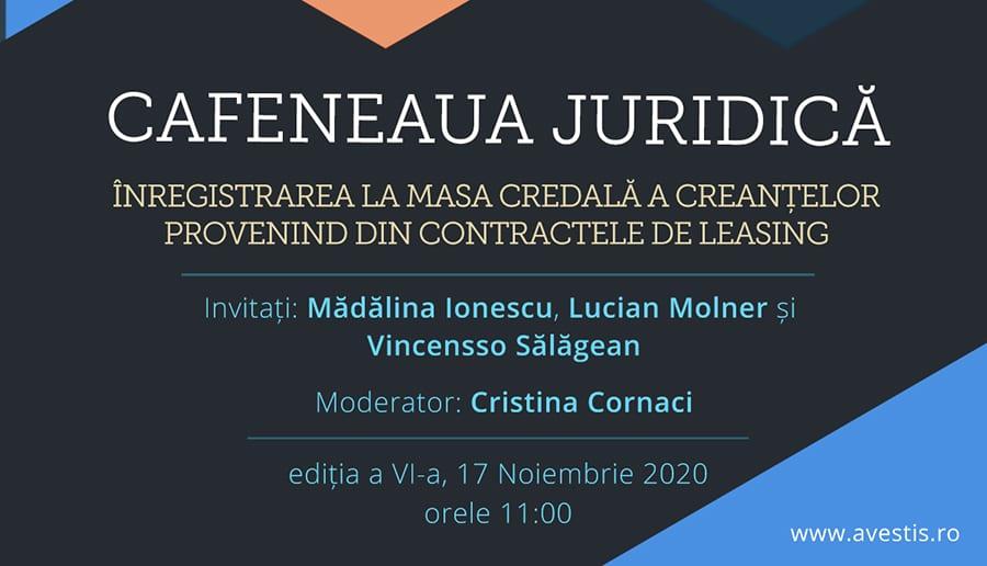 cafeneaua juridica 17.11.2020